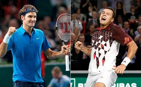 Masters 1000: Federer vs. Tsonga, la final de París