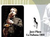 saxo Neil Leonard Jazz Plaza, diciembre