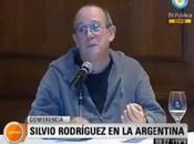 Silvio Rodríguez sigue siendo producto propia magia video resumen Argentina]