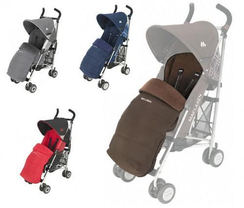 Saco universal para sillas de paseo maclaren paperblog - Sacos para silla maclaren ...
