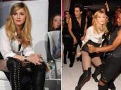Madonna baila ganador Smirnoff Nightlife Exchange Proyect, Buck