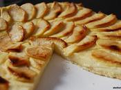 Recetario: Tarta hojaldre manzana