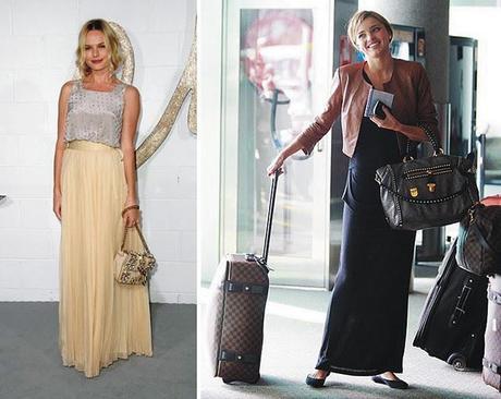Pregunta al estilista: faldas largas y maxi vestidos