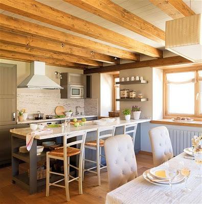 Casa r stica en valle de ar n paperblog - Inmobiliarias valle de aran ...
