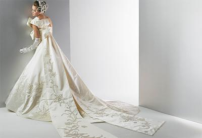 Yumi Katsura, vestidos de novia con aire japonés