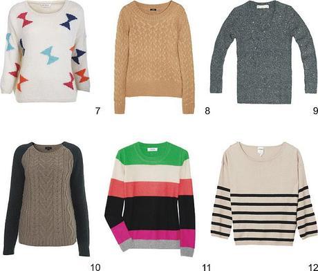 Reciclando: jersey de punto
