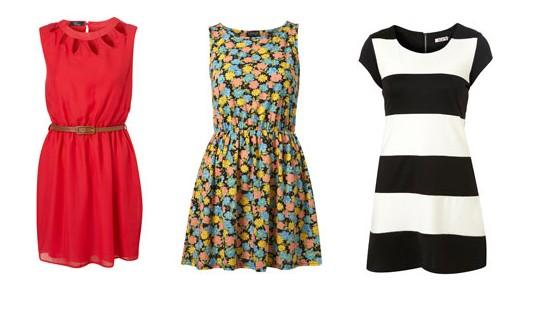 Blusas y vestidos en Topshop - Paperblog