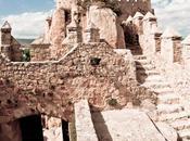 Castillo Almansa. mirador hacia Levante.