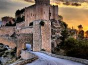 parada castillo Alarcón, Cuenca.