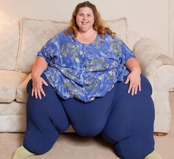 Las mujeres más gordas del mundo