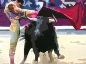 Orejón. pintor arte torero