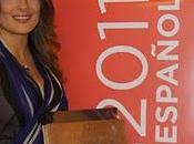 Salma Hayek Pinault Antonio Banderas reciben premio Luis Buñuel 2011 ES.CINE muestra Cine Español Iberoamericano