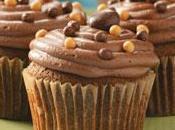 Cupcakes especias frosting moca