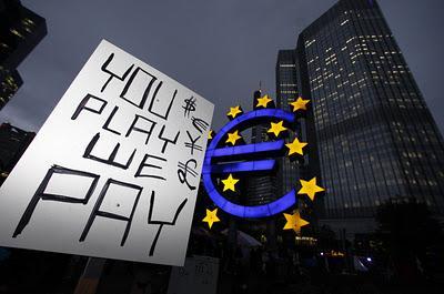Colapso de la eurozona provocará recesión global de una década
