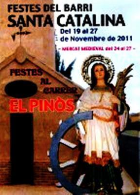 Pinoso. Fiestas de Santa Catalina 2011 - Mercado Medieval