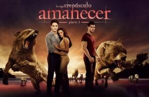 Reseña cine: Amanecer parte I (Crepúsculo)