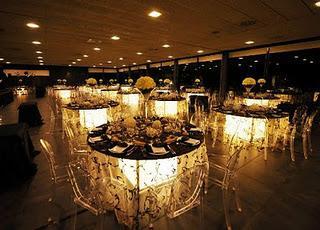 Últimas tendencias en bodas (I): montajes de mesas de banquetes