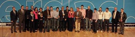 Premiados III Premios Web Alicante