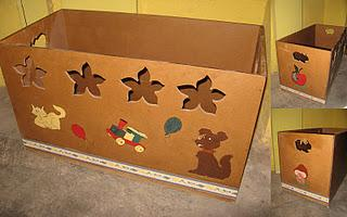 Cajon para juguetes en d m paperblog - Cajon para juguetes ...