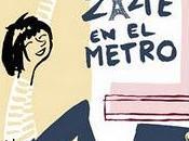 Novedad Marbot Ediciones: 'Zazie metro'