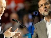 diálogo entre Rajoy Rubalcaba