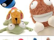 Fluff, muñecos ayudan niños superar miedos