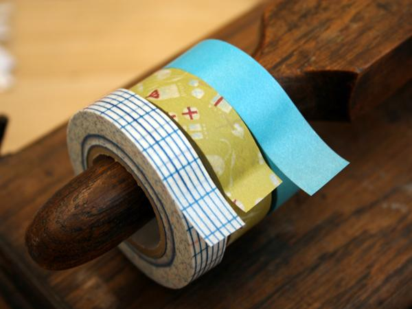 Diy: Tarjetas de Árboles de Navidad con masking tape