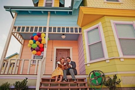 Celebrar el aniversario de boda en la Casa de la Película