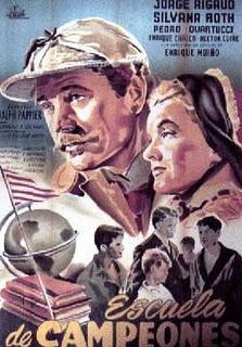 El Cine & el Fútbol 1ª Parte: Los primeros films & La Conexión Argentina (1932 - 1954)