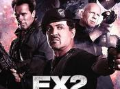 "Primer póster ""The expendables"