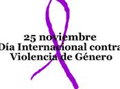 Noviembre: 'Dia Internacional lucha contra violencia género'