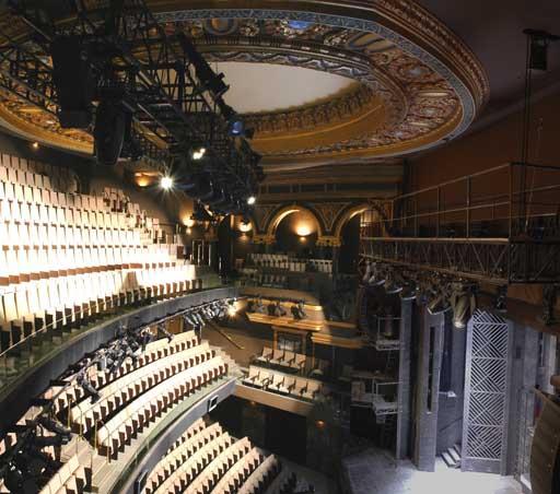 A Cero Recupera La Reforma Ejecutada En El Teatro Rialto