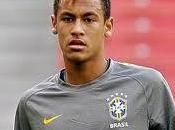Neymar cambiará look ficharlo Banco Santander como imágen.