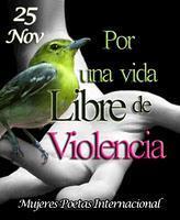 Unas breves palabras de Jael Uribe contra la violencia