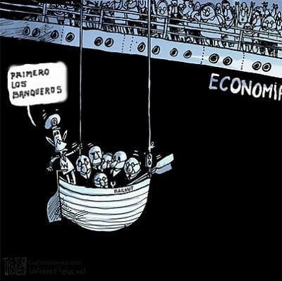 La Unión Monetaria Europea se hunde al igual que el Titanic