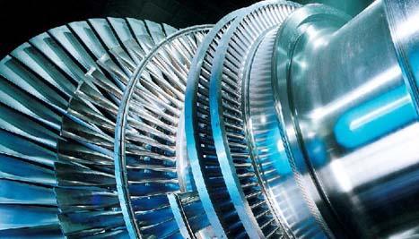 Turbina a vapor