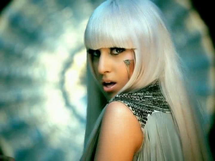lady gaga poker face music video