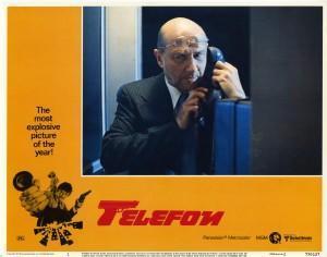 """El perverso mensajero: """"Teléfono"""", ultracuerpos de la Guerra Fría. Los espías durmientes de Don Siegel para Charles Bronson"""