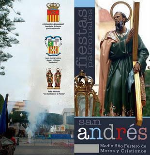 Almoradí. Fiestas de San Andrés Apóstol 2011