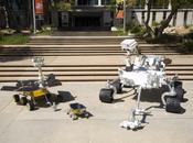 NASA lanza Curiosity, rover grande sofisticado Marte
