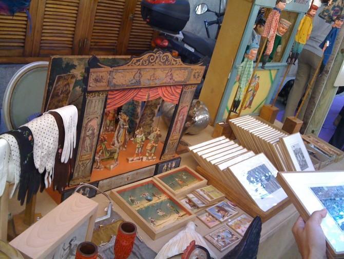 Elche elx mercadillo de antig edades coleccionismo - Mercadillo antiguedades madrid ...