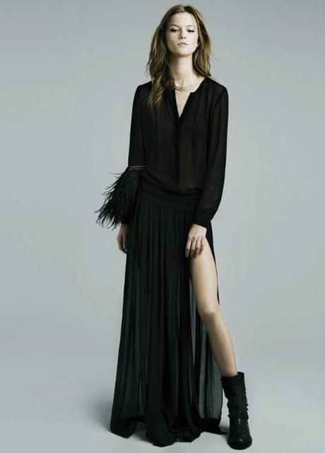 Colección de fiesta Zara