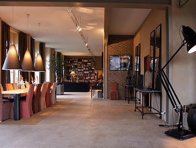 Loft rustico y moderno paperblog for Loft modernos exterior