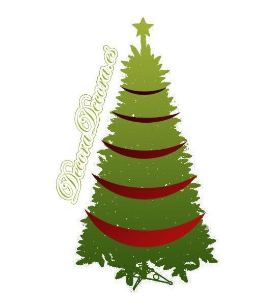 como decorar arbol de navidad