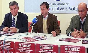 Presentado el XVII Torneo Internacional de Ajedrez