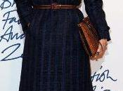 2011 British Fashion Awards. Laura Bailey Burberry Prorsum