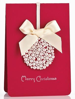 Рождественские открытки идеи