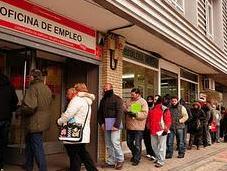 Evolución insostenible paro España Previsiones 2012