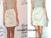 2011 British Fashion Awards. Alexa Chung Christopher Kane