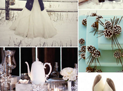 Preciosas ideas boda invierno